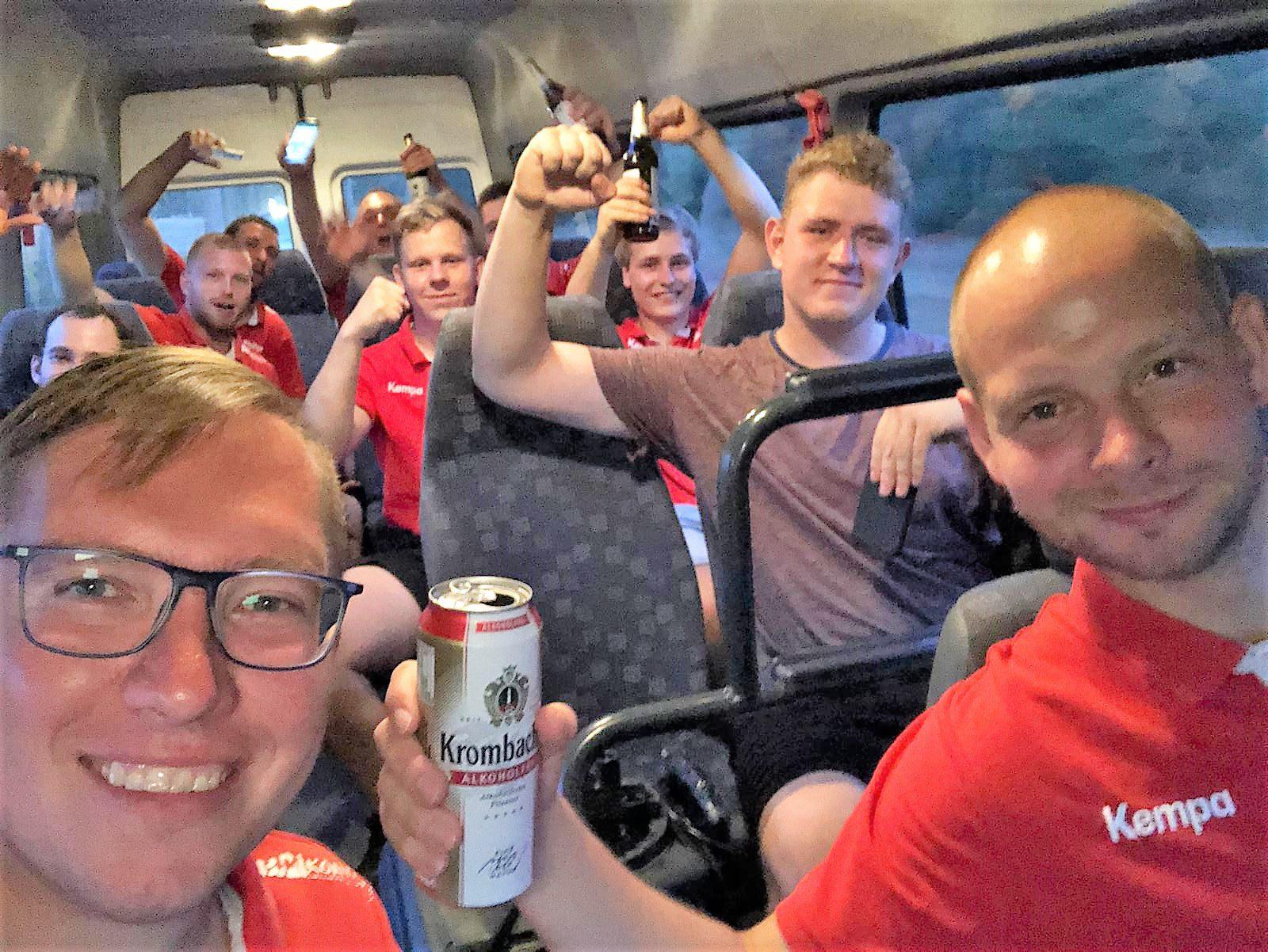 Berolinas Männer erreichen nächste Pokalrunde
