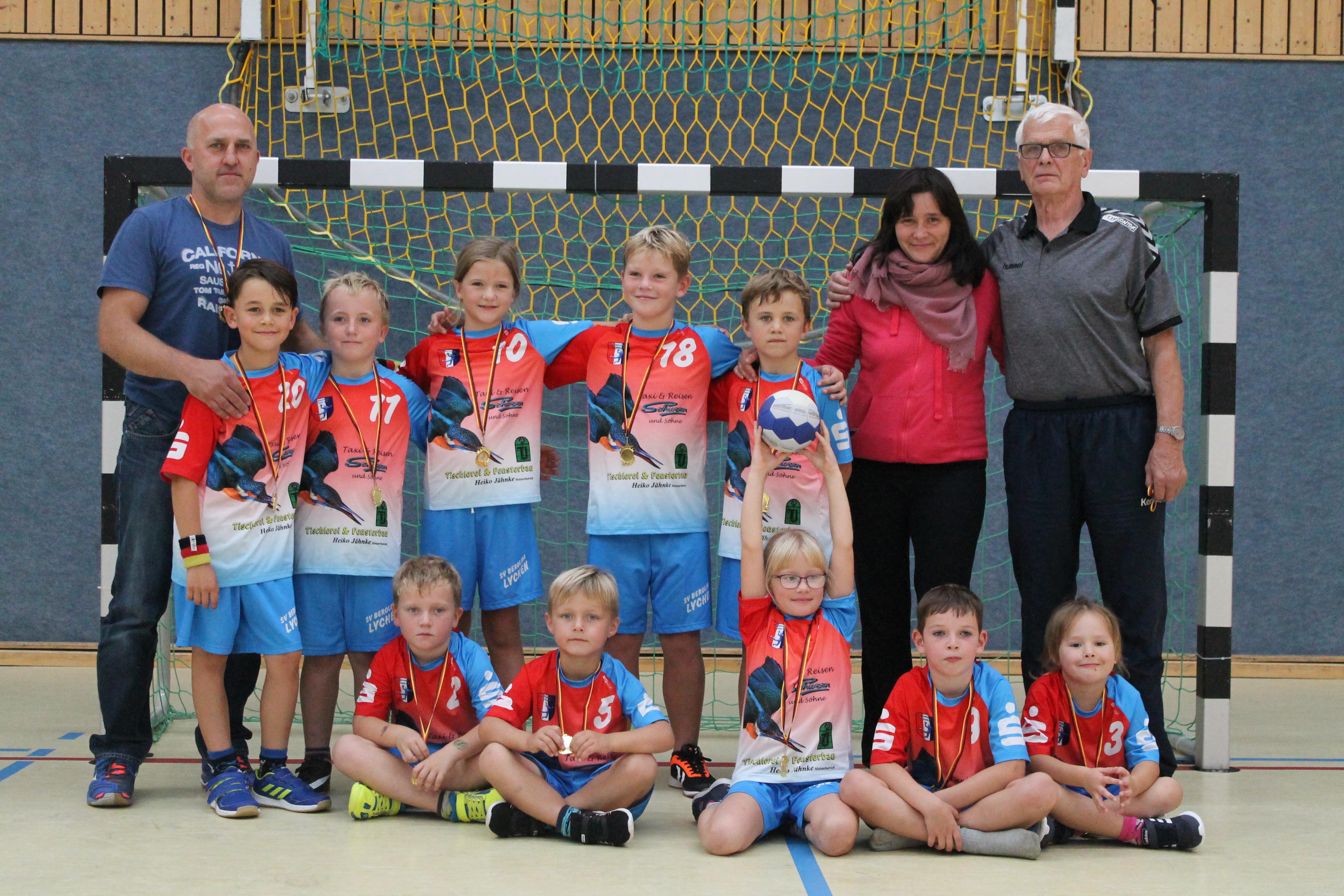 Berolinas Jüngste zum dritten Mal erfolgreich