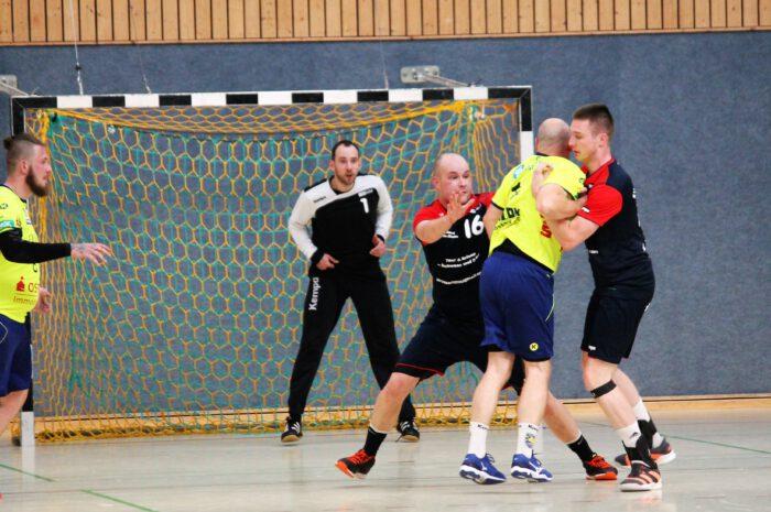 Saisonbeginn für den SV Berolina Lychen