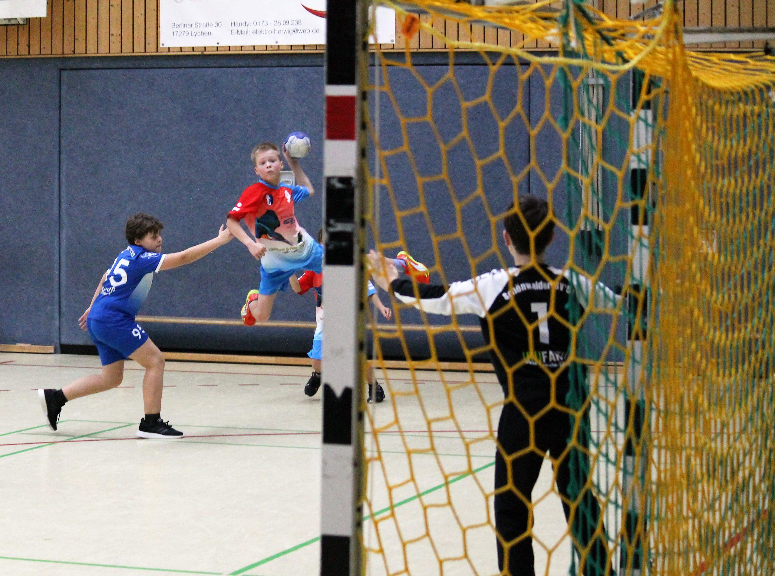 Berolina-Nachwuchs dominiert Spitzenspiele